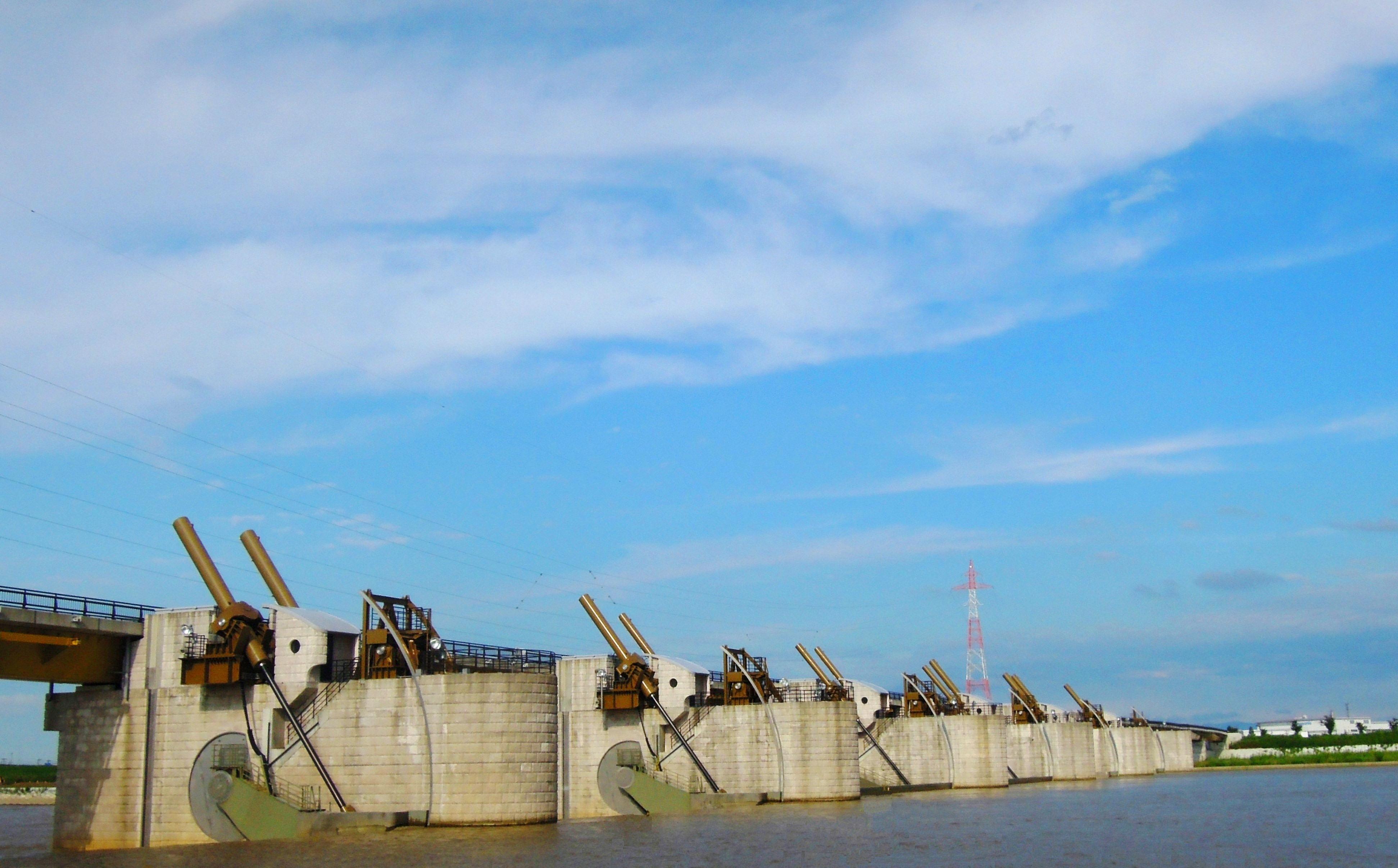 提供:国土交通省信濃川河川事務所