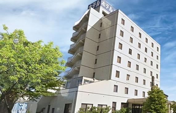 ホテル燕ヒルズ(旧ホテルミナト)